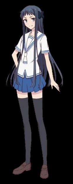 Motoko Minagawa Render