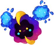 Pokemon sunmoon cosmog by onisuu-damokk6