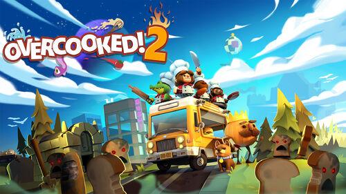 Overcooked 2 logo image3