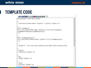 Templates Webinar April 2013 Slide19