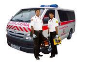Lanka ambulance