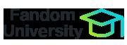 Fandom University logo main page