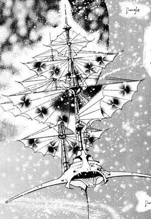 Circo Dead Moon manga