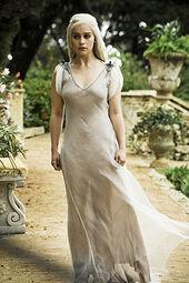 Ukrainian TV Portal Template Daenerys Targaryen