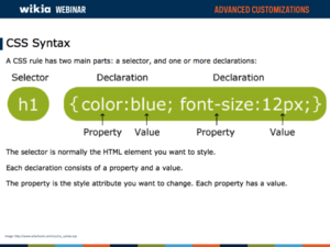 Advanced Customization Webinar Slide19