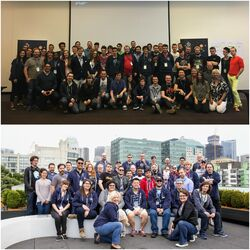 Community Connect 2016 Attendees