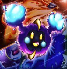 Cosmog the nebula pokemon by albrt wlson-dao8ypf