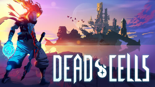 Dead Cells game logo2