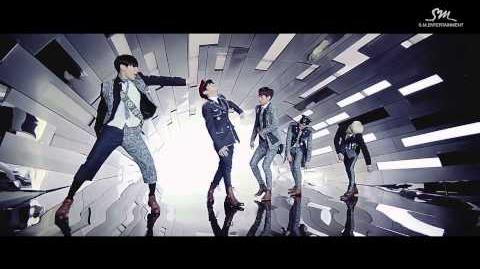SHINee - Everybody M V HD