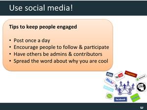 Design & Promotion Tips Slide28