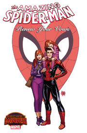 Amazing spider-man renew your vows