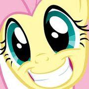 Fluttershy Happy