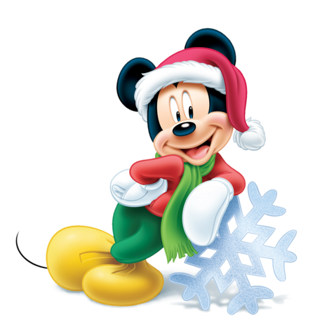 File:Mickey Christmas Render.png