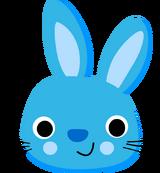 Monochromatic Bunny