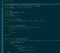 SyntaxHighlight-LuaDark