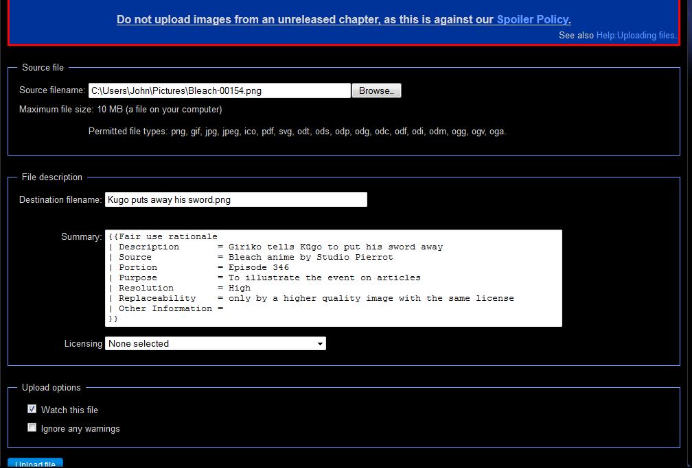 User Bloggodismefair Use And Image Licensing Community Central