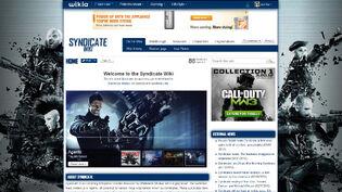 SyndicateWiki-screenshot