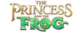 The Princess and the Frog Logo