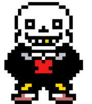 Underfell sans sprite by individual skele-d9nv8cx