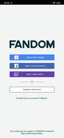 Fandom App Login
