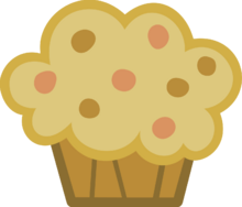 Mlp muffin by timmy fooba-d4zw4qi