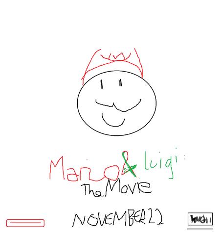 File:Mario & Luigi The Movie (2014) Poster.png