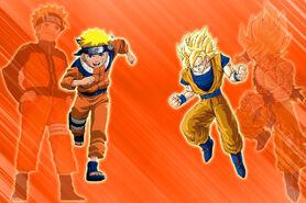 Goku-y-naruto
