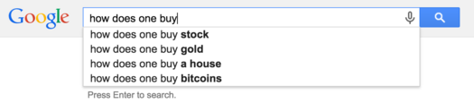 Search Suggest Sentence Structure