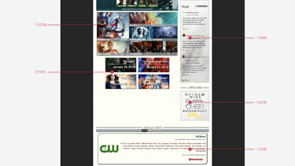 Arrowverse Main Page