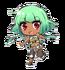 Emerald chibi