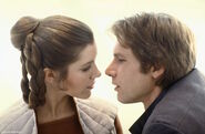 Han Leia Greatest Love of All