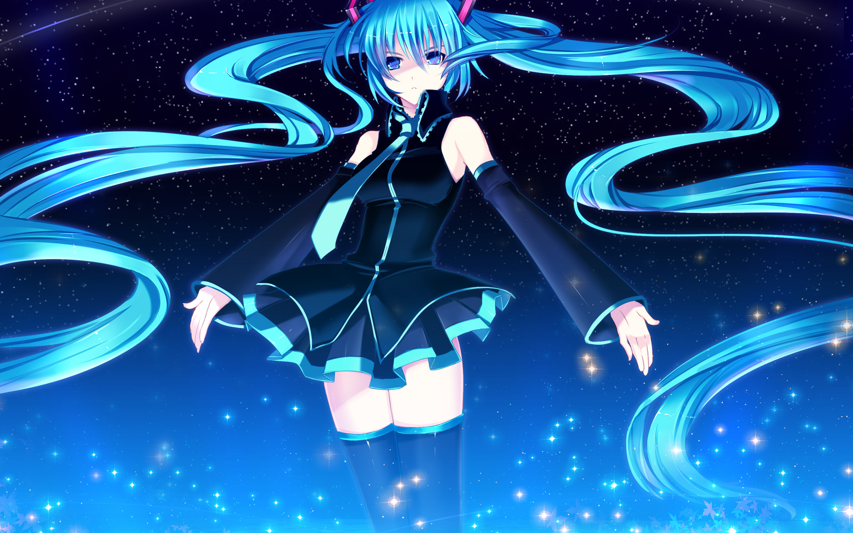 Image Anime Vocaloid Hatsune Miku Wallpaper Jpg Community