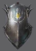 D0ea47b3eefc3435ee331ed700f56a16--fantasy-weapons-fantasy-shield