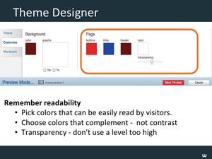 Design & Promotion Tips Slide10