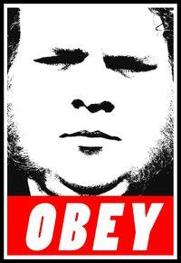 MrBlonde267 Obey