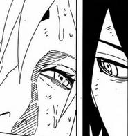 Naruto - 685 SasuSaku Eyes II-1-