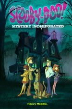 Scooby doo mystery incorporated poster
