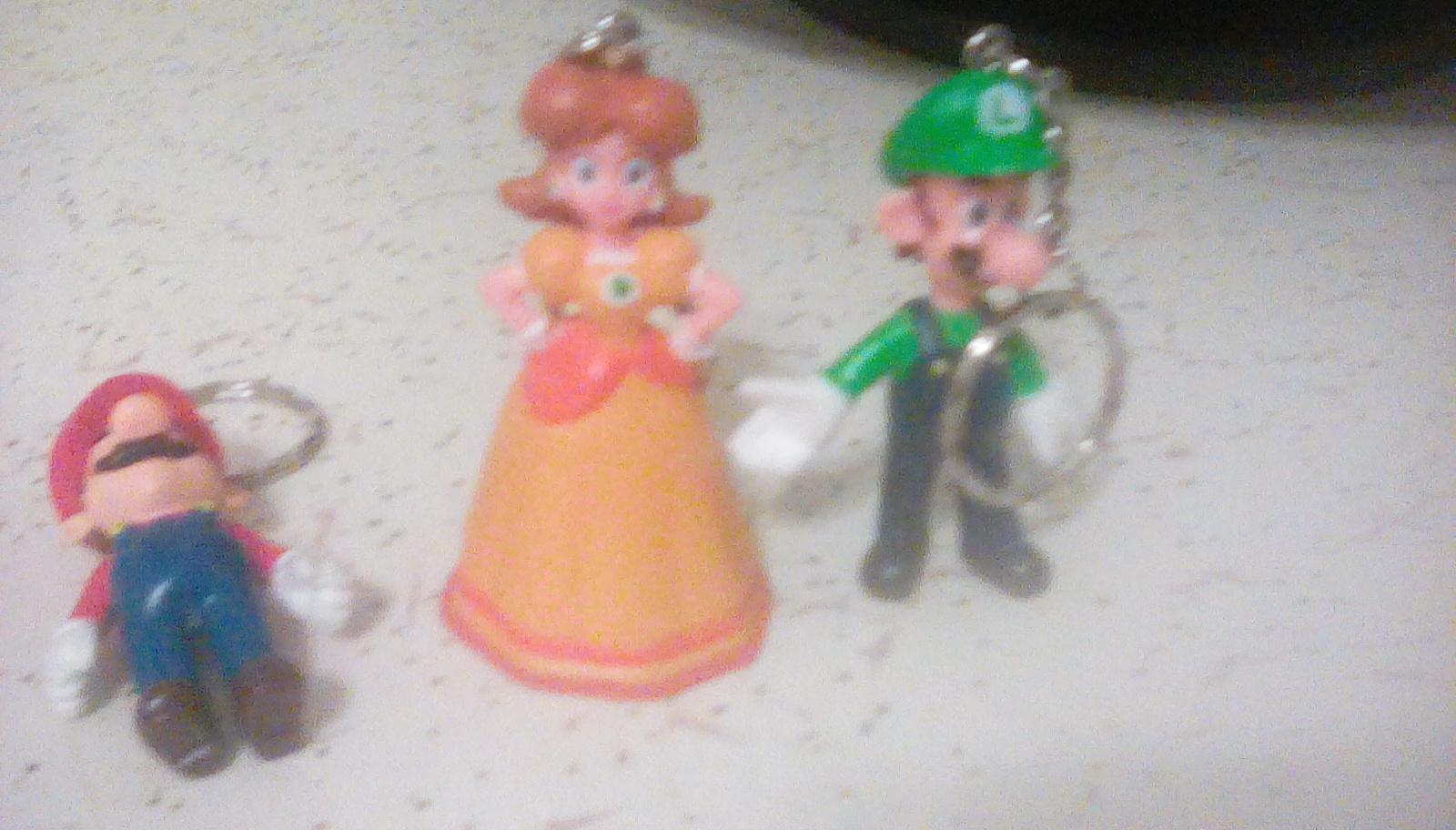 Mario (Won't Stand Up), Luigi and Daisy