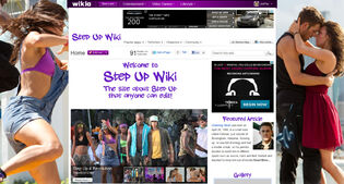 StepUpWiki-screenshot