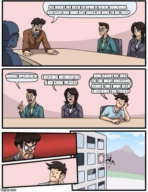 BUL9 Wikia Boardroom meme