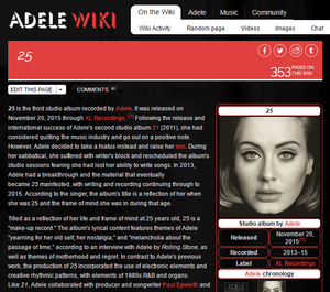 Adele Wiki Edit Button Screenshot