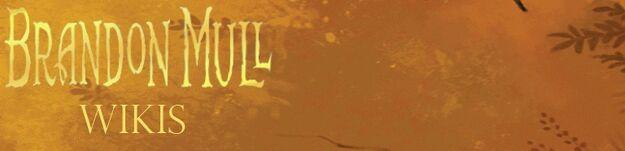 Brandon Mull Wikis Logo