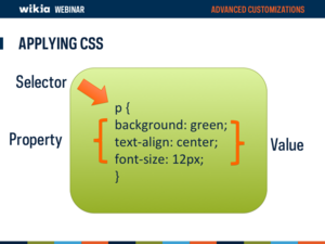 Advanced Customization Webinar Slide23