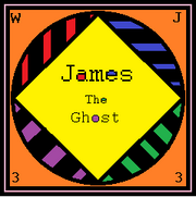 James The Ghost Icon