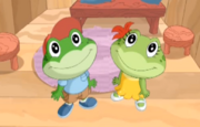 HEURP-we're-frogs!