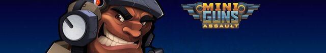 File:Miniguns Assault - Soldier with Headset Banner.jpg