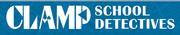 Clamp english logo