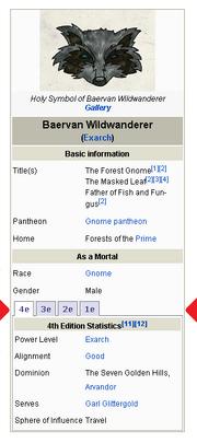 Forgottenrealms wikia-infobox-Deity-tab sample