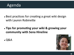 Design & Promotion Tips Slide18