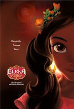Elena of Avalor Poster 02